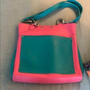 Handbags - One of a kind leather tote/shoulder bag